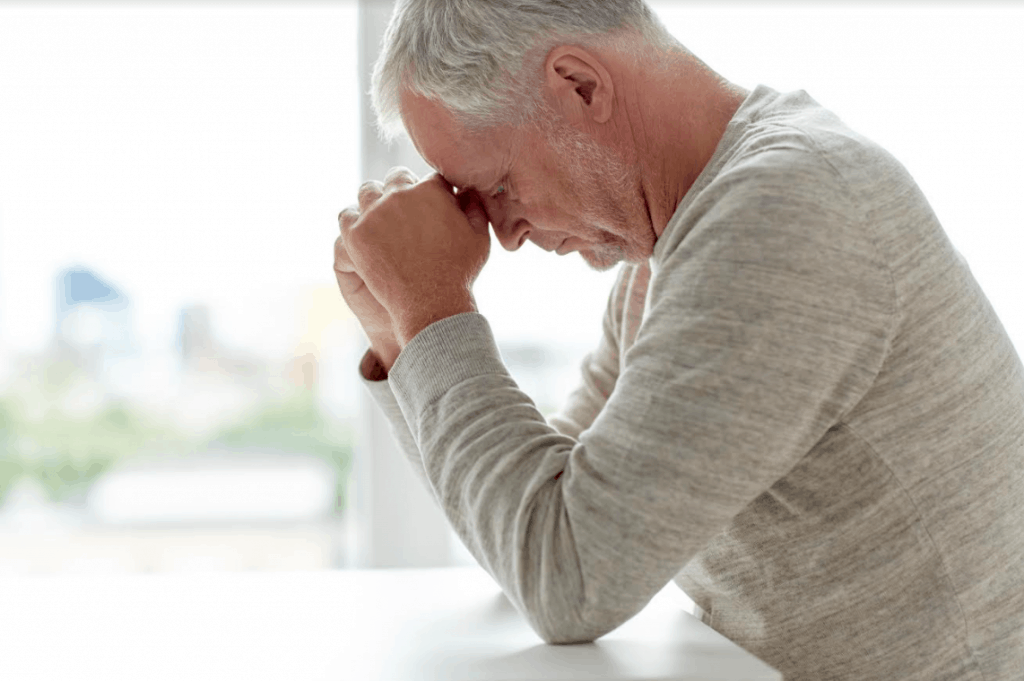 Coping with the loss of a loved one