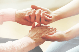 Provision of psychological and spiritual care to patient 2